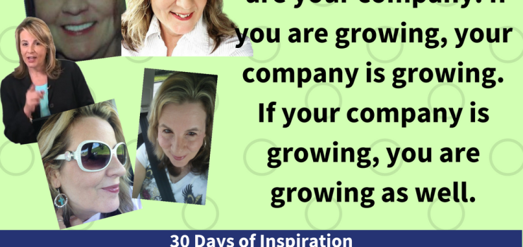 """New Video Series; """"30 Days of Inspiration"""" That Will Explode Your BIZ in 2017!"""