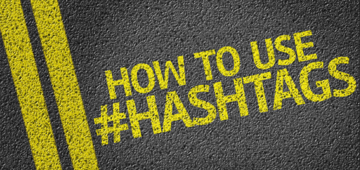 "How To Use Hashtags In Facebook- ""Facebook posts without a hashtag fare better than those with a hashtag."""