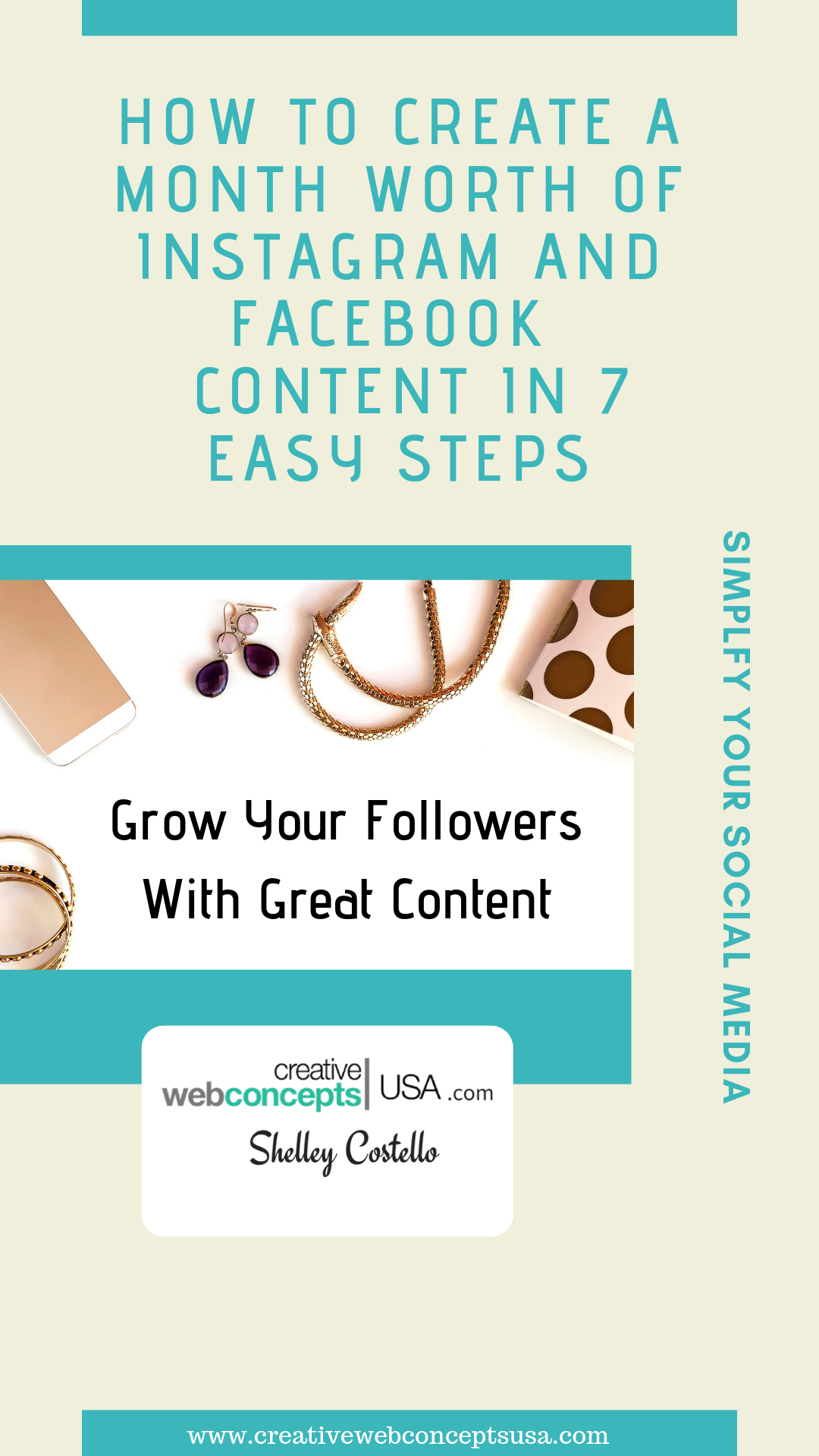 How To Create A Month Worth Of Instagram Content In 7 Easy Steps 1